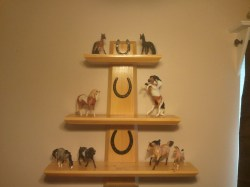 Small Of Modern Wall Mounted Bookshelves