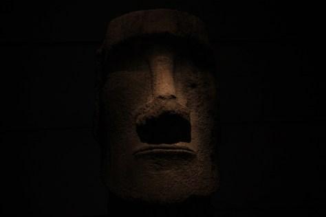 posąg z Wyspy Wiekanocnej