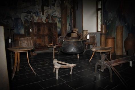 muzeum w Kazbegi