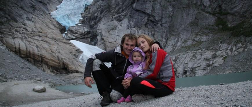 lodowiec Jostelbreen