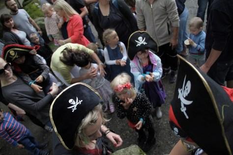 piraci przed startem