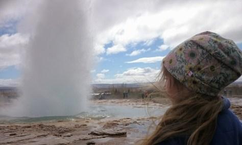 islandzki gejzer