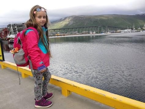 dotarliśmy do Tromso