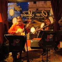 Jazz Notes debuts at Open Studio