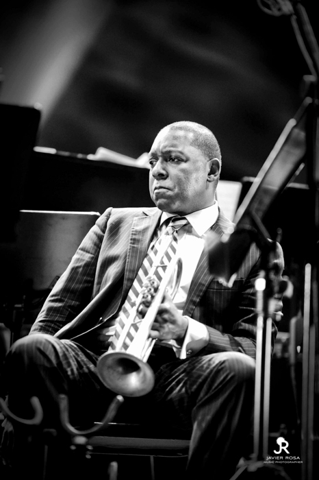 WMarsalis2 JAVIERROSA01   Galería: Wynton Marsalis & The Jazz at Lincoln Centre Orchestra   Fotografía