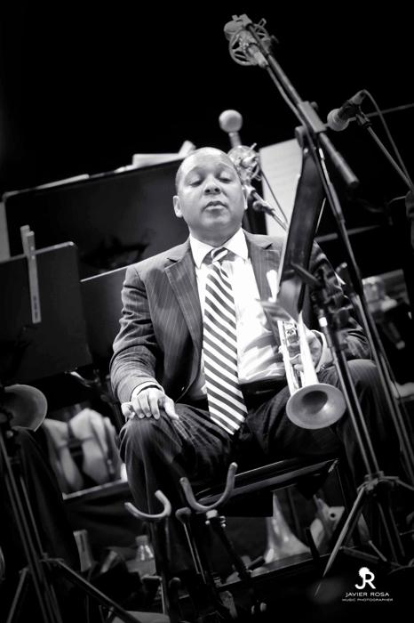 WMarsalis2 JAVIERROSA06   Galería: Wynton Marsalis & The Jazz at Lincoln Centre Orchestra   Fotografía