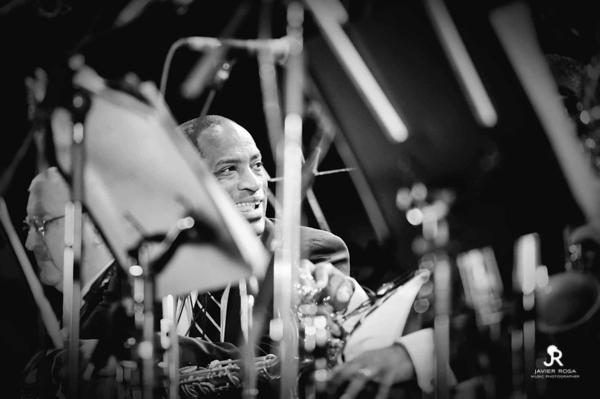 WMarsalis JAVIERROSA14   Galería: Wynton Marsalis & The Jazz at Lincoln Centre Orchestra   Fotografía