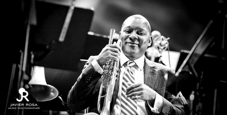 Galería: Wynton Marsalis & The Jazz at Lincoln Centre Orchestra