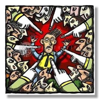 culpa goce impunidad