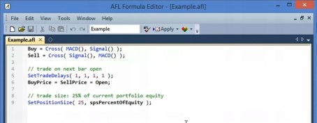 amibroker-example afl