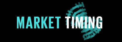 stock market timing strategy feature image