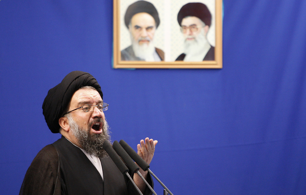 """""""Iran has long-range missiles that can reach 1,500 kilometers....The Supreme Leader maintained that 'every combatant Palestinian group that fights the Zionist regime will receive the support of the Iranian regime.'"""""""