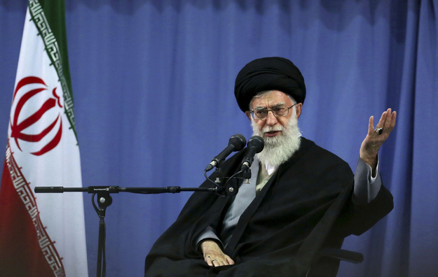 """""""Israel's leaders sometimes threaten Iran, but they know that if they do a damn thing, the Islamic Republic will raze Tel Aviv and Haifa to the ground."""""""