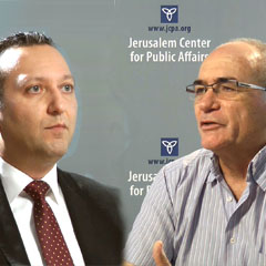 Brig.-Gen. (res.) Yossi Kuperwasser and Dr. Avi Davidi
