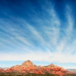A fine art picture by Jeff Cruz JCRUZFOTO.COM - Sedona Arizona Sky