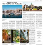 Travel article on Victoria