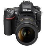 Nikon D810 Front Angle (Source: Vistek c/o Nikon)
