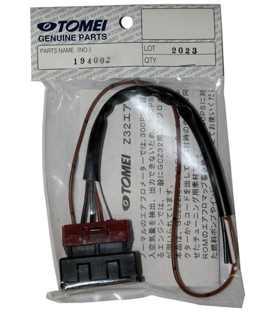 Tomei Z32 300ZX Air Flow Meter Wiring Harness Plug 194002