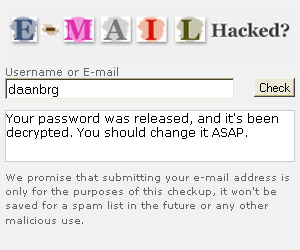 380 e-mailadressen Defensie buitgemaakt bij datadiefstal, nee hoor zegt Hennis, defensie is niet gehackt