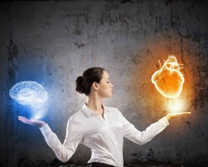 Balance mental and emotional health