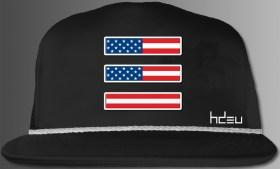 ::HDEU America Hat::