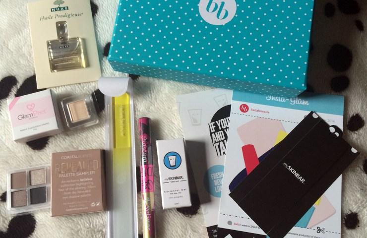 "Unboxing: Bellabox November 2014 ""Insta-Glam"" Beauty Box"