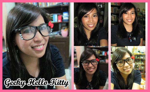 Geeky Hello Kitty