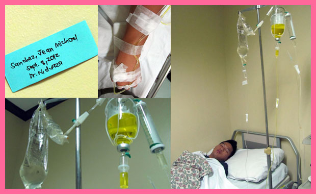 Mikey at Olivarez General Hospital