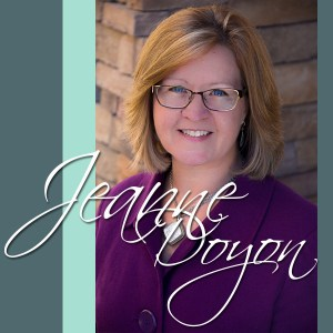 Jeanne Doyon - Pausing to See God Clearly - Women's Retreats