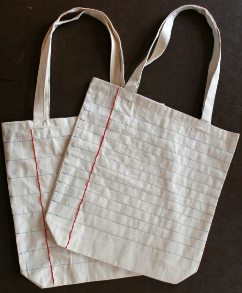 Medium Of Tote Bags For School