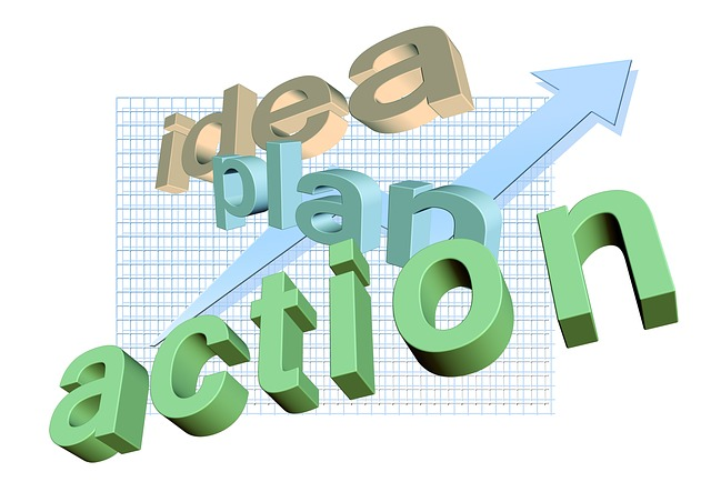 Idea, Plan, Action...Need I say more...