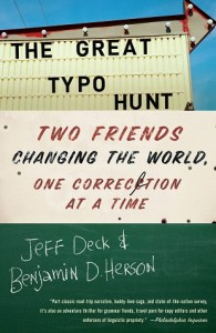great typo hunt book