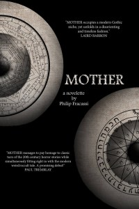 horror author mother