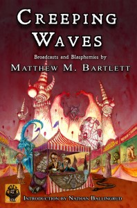 horror author Matthew M. Bartlett