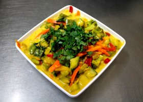 Curry de Vegetais