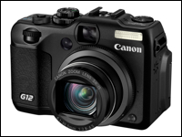 Comparing the Canon G10, G11 and G12 (3/3)