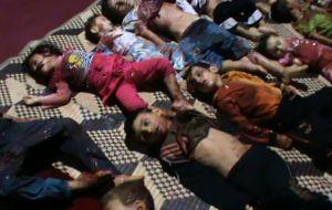syrian atrocities