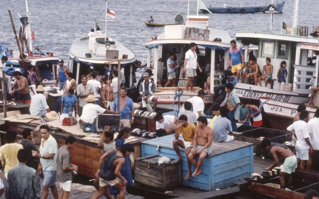 Fish Market Manaus