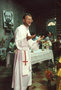Fr. Dean Brackley in Jayaque