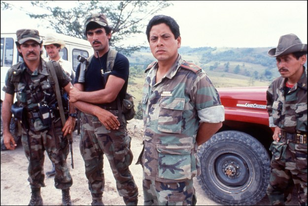 First Meeting of Sandinista and Contra Officers to Negotiate Cease Fire