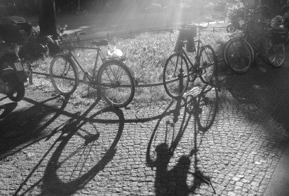 Bicycles, Berlin, June 2013