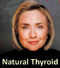 Hllary Turning fifty_natural_Thyroid_time_1997
