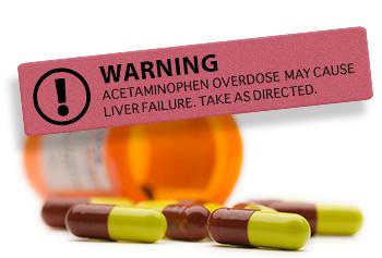 FDA Warning Acetaminophen