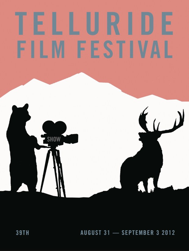 Telluride Film Festival 39 Poster