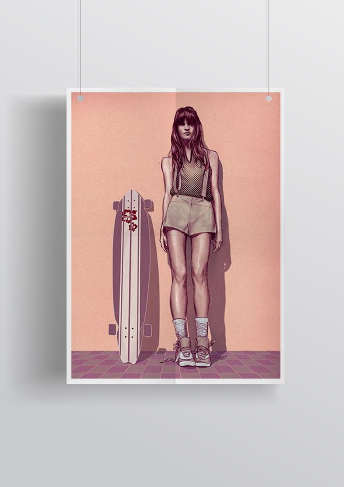 Longboard-mockup