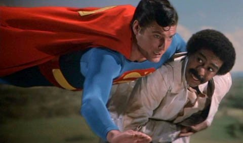 Superman III Superman and Richard Pryor