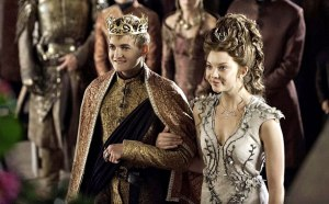 GAME OF THRONES - 402 -- Pictured: Jack Gleeson, Natalie Dormer