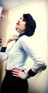 Cosplay - Kittumgirl Cosplay - as Elizabeth from Bioshock