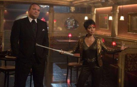 Gotham - Welcome Back Jim Gordon - Butch and Fish