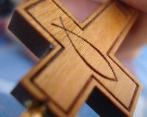 cross wood